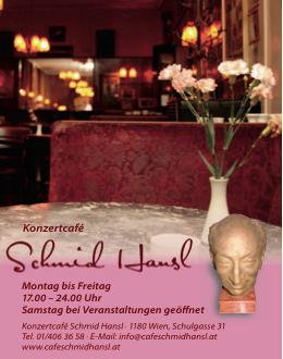 Konzertcafe Schmid Hausl
